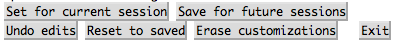 Emacs Customization settings save